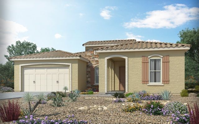 Meritage Homes, Maricopa Development